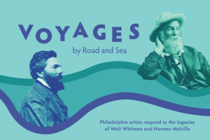 Lecture and Gallery Walk with Voyages by Road and Sea Co-curator Edward Whitley