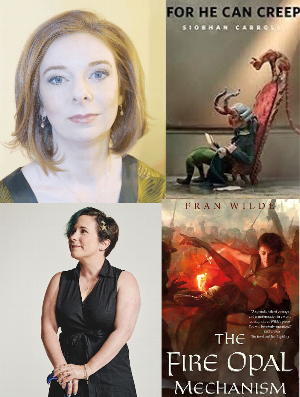 VIRTUAL - Local Author Series: Siobhan Carroll and Fran Wilde