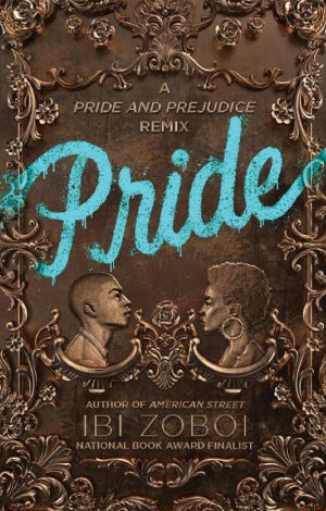 Virtual Book Discussion for Teens: Pride by Ibi Zoboi