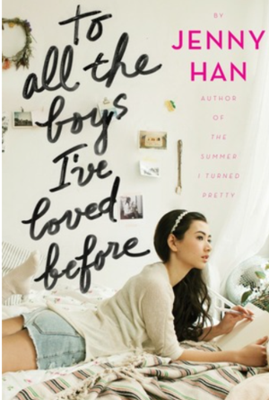 Virtual Book Discussion for Teens: To All the Boys I've Loved Before