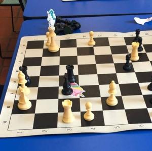 LEAP Chess Club!