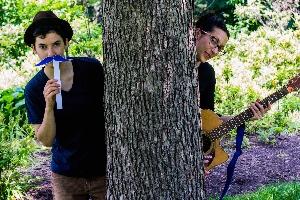 Virtual Performance: Ants on a Log
