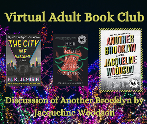 Adult Virtual Book Club: Another Brooklyn