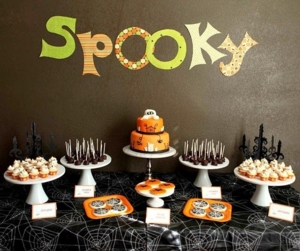 Spooky Halloween Treats with Chef Monica Glass