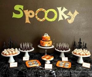 Spooky Halloween Treats with Chef Monica Glass