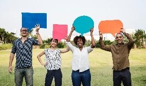Virtual English Conversation Circle