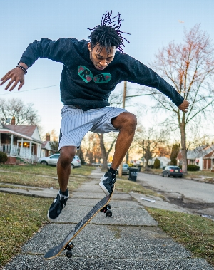 Skateboarding 101