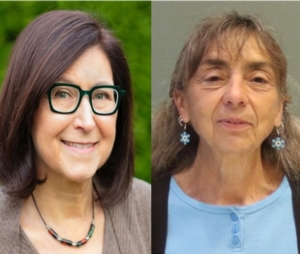 Monday Poets: Lynn Levin and Michele Belloumini