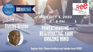 PowerThinking: Rejuvenating Your Amazing Mind