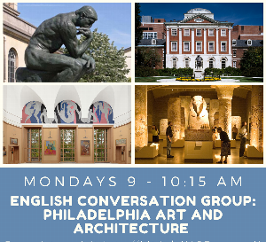 English Conversation Group: Art and Architecture