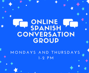 Virtual Spanish Conversation Group