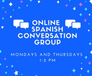 Virtual Spanish Conversation Group