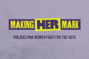Making Her Mark Spotlight: Black Sisterhood and Suffrage | Digital Discussion