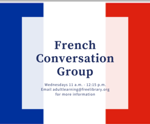 French Conversation Circle