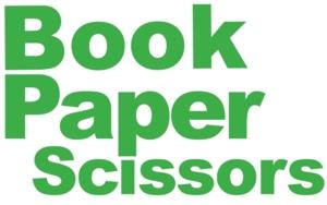 Virtual book arts fair: Book Paper Scissors 2020