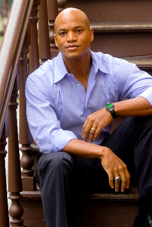 CANCELLED - Wes Moore | <i>Five Days: The Fiery Reckoning of an American City</i>