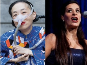 VIRTUAL - Alice Wong with Maysoon Zayid | <i>Disability Visibility: First-Person Stories from the Twenty-First Century</i>