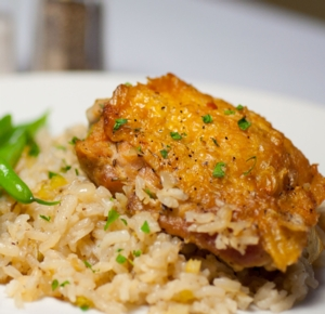 Perloo: Low Country Chicken & Rice