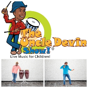 VIRTUAL - Racism in Children's Music with Uncle Devin