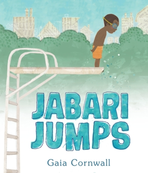 Jabari Jumps Story Stroll