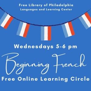 Virtual Beginning French Learning Circle