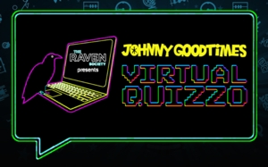 The Raven Society presents: Ravens on the Laptop Virtual Quizzo!