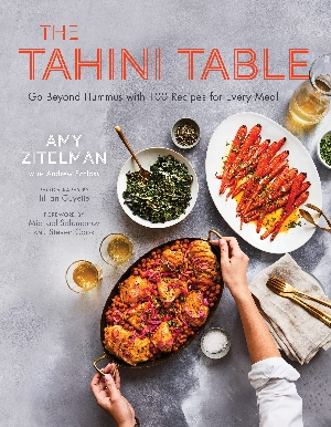The Tahini Table: Virtual Author Event & Cook-along