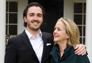 Madeleine Dean and Harry Cunnane | <i>Under Our Roof: A Son's Battle for Recovery, a Mother's Battle for Her Son</i>
