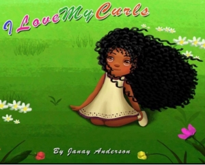 OUTDOOR Summer of Wonder Sendoff featuring Janay Anderson, author of I Love My Curls