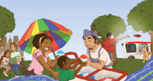 06/15/21: Library Resource Fair and Vaccine Clinic - Tacony Library