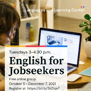 Virtual - English for Jobseekers