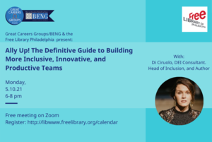 Ally Up! The Definitive Guide to Building More Inclusive, Innovative, and Productive Teams
