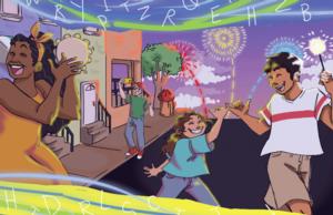 Summer of Wonder Postcard Swap