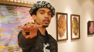 Rap It Up! Virtual Workshop with Jeffery Weatherford
