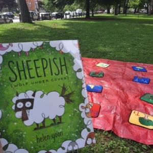 Outdoor Preschool Storytime