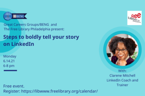 Steps to Boldly Tell Your Story on LinkedIn