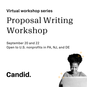 Virtual Proposal Writing Workshop
