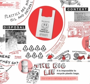 Trash Academy: Plastic Bag Implosion