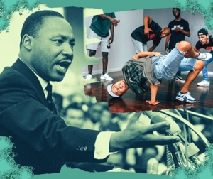 In The Movement! Hip Hop & Civil Rights
