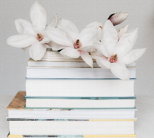 Love Your Mom, Love Your Library!  Book and Plant Sale