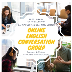 Online English Conversation Group
