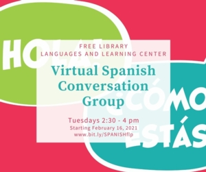 Virtual Spanish Conversation Circle