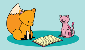 Animal Tales - Read to a Dog or Cat