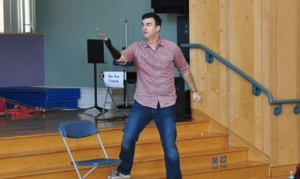 Virtual Sundays on Stage: David Harrell - The Boy Who Would Be Captain Hook