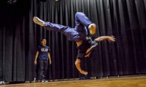 Virtual Sundays on Stage: The Principles of Hip Hop: Peace, Love, Unity, and Having Fun with Hip Hop Fundamentals