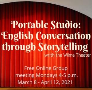 Online English Language Learning through Storytelling