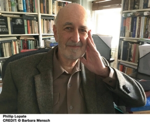 VIRTUAL - Phillip Lopate | <i>The Golden Age of the American Essay: 1945-1970</i>