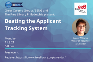 Virtual Beating the Applicant Tracking System
