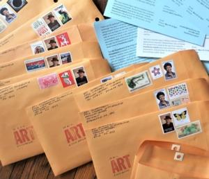 Summer Mail Art Exchange