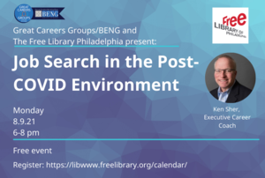 Job Search in the Post-COVID Environment